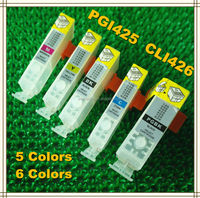 Direct Factory Price Empty Refillable Ink Cartridges For Canon Pgi425 Cli426