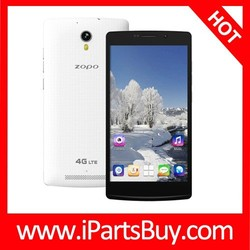Brand Phone ZOPO ZP520+ 5.5 inch IPS Screen Android 4.4 mobile Phone Smart Phone, MT6582M 1.3GHz Quad Core, RAM:1G ROM:8G