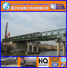 Emergency Bridges, Composite Bridge, cost effective small steel bridge