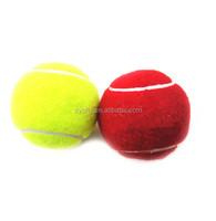 bulk promotional customized tournament pets tennis ball