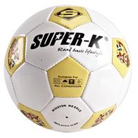 China Manufacture Cheap Super-K Size # 2 PVC Machine Sewn Soccer ball Football Balls SKW702