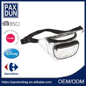 Дешевые прозрачного ПВХ ясно wayerproof пакет велоспорт талии сумка 3 карманный светодиодный fanny pack оптовая