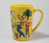 Country Style Lipton Ceramic Cup
