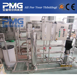 2015 China ro water purifier plant / mineral water machine cost