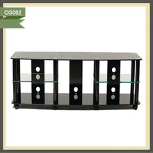 acrylic tv rack rumah kayu lift up bed hardware CG003