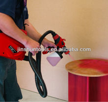 HVLP Electric Spray Paint Gun 3-Ways Painting Sprayer car Auto body House