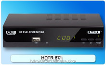 FTA HD DVB-T2 Digital satellite receiver china 2015