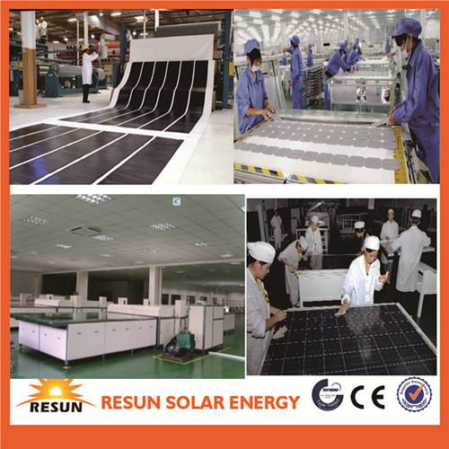 Polycrystalline Silicon Solar Panel 235w pv module for solar system