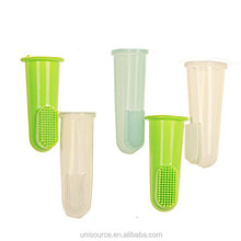 Silicone soft baby toothbrush