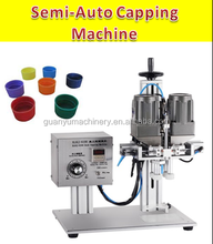 Made in China manual capping machine for pet bottles