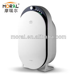 Versatile (hepa and activated carbon) Filter Removing 0.03 Microns Particle Home Air Purifier