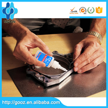 adhesive manufacturers china supplier cyanoacrylate bonding adhesive 20g