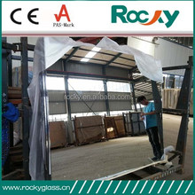 with CE certificate double coated aluminum mirror sheet