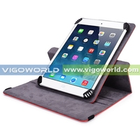 360 Degree Rotating PU Leather Case Cover with Swivel Stand for Apple iPad Mini&Mini 2 7.9 inch Tablet in stock