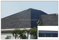 Modified Asphalt Fiberglass Shingles For Villa Roofing