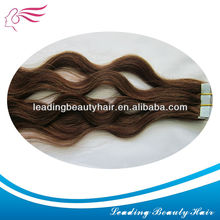 Hot selling top quality remy hair PU tape in extentions