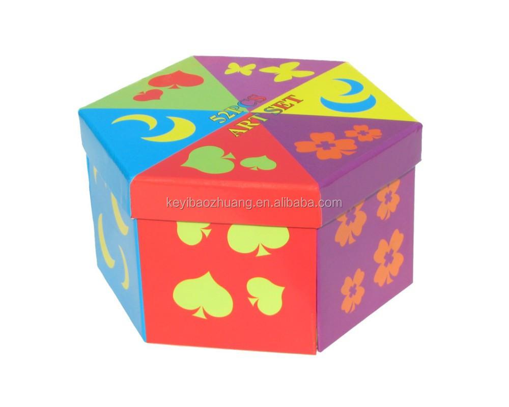Art set gift box buy christmas boxes jewelry