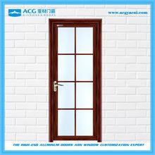Lightweight latest interior door front single swing door