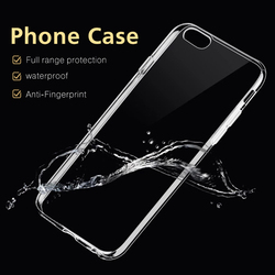 wholesale hot selling waterproof tpu back cover case for phone