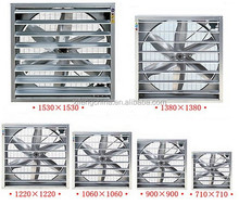 "Metallic Exhaust fan 16""/18""/20""/24""Exhaust fan Larger industrial fan"