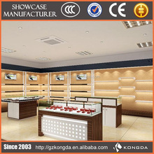 shop window display equipment jewelry exhibition display table jewelry store showcase