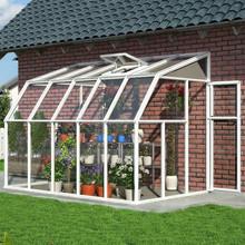 China factory Decorative Glass House/Sun Room /glass garden house