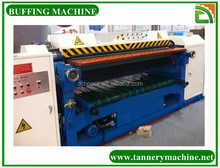 tannery machine Italy quality buffing machine3000 to 3200mm