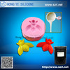 Silicone rtv 2 for resin mold,silicone molds china for sale