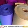 strong stretching intensity non woven polyester felt fabric