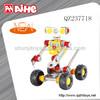 block building toy robot kit educational toy metal block toys shantou