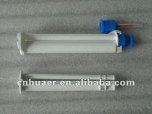 dual barrel syringe of tooth bleaching gel---OEM