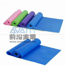 High Elastic Low Price Eco-friendly TPE Resistance Yoga Sports Exercise Band