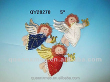 christmas tree angel ornament,hign quality fabric angel ,christmas angel crafts ornament