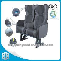 Used bus seat ZTZY6683/luxury massage chair/luxury ferries seats/luxury van seat/shandong recline chair