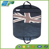 new personalized nylon material garment bag for men