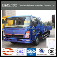 High Quality HOWO 4x2 cargo truck on sale