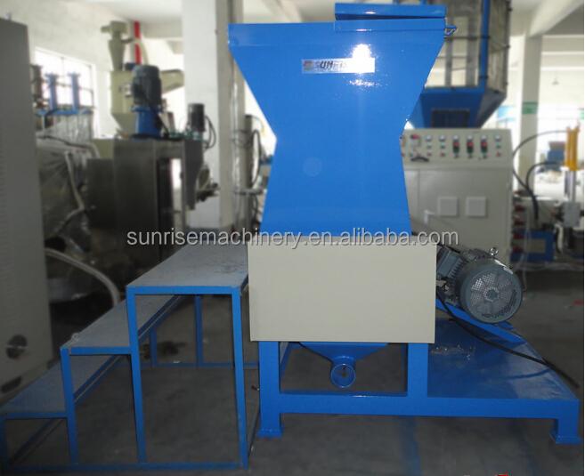 EPS Foam Recycling Pelletizer