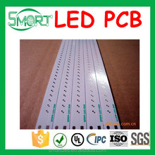 Smart Bes led light single layer pcb circuit board ,led pcb 94v0 with UL,SGS,ISO/TS16949