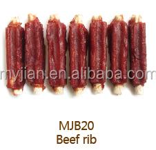 hot selling dog treat beef rib