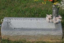 American granite marker