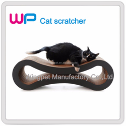 pet products cat shape pet bowl Scratching post