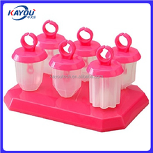 TV Kitchen Tool Ice Cream Pop Popsicle Mold