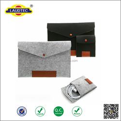 universal laptp sleeve bag pouch for ipad pro ,multifunction handbag case