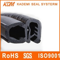rubber flooring trim rubber component for car door rubber seal anti-aging