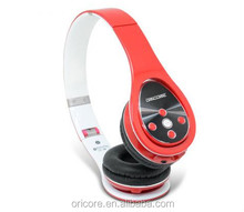 Oricore HF-665 SD card APT-X support noise cancelling handsfree stereo bluetooth headsets with microphone