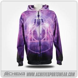 fleece hoodie clothing hoodies men's long sleeve sweatshirts with zipper pullover wholesale