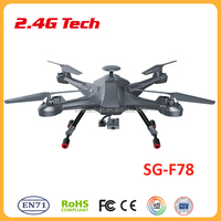 quadcopter with one key return function 2.4G technology helicopter drone model drone helicopter for play
