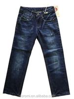 Children soft jeans for boys