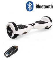 Door to Door Drop Shipping to USA 6.5inch Bluetooth Balancing Electric Scooter