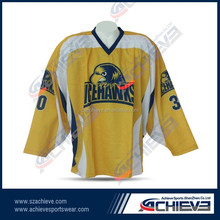 Cheap sublimation team set hockey jerseys hockey league custom hockey team jerseys